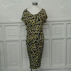 NWT DVF New Rika Berry Fields Dress